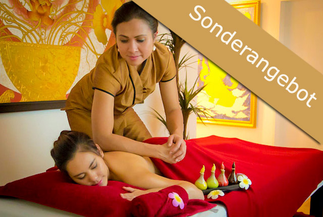 Gold Elephant - Traditionelle Thai Massage (2 x 1h)
