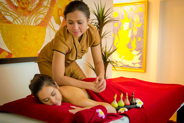 Gold Elephant - Traditionelle Thai Massage