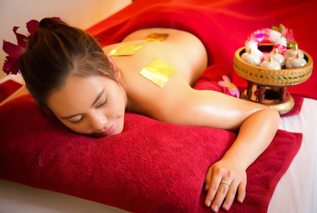 Gold Elephant - Ayutthaya Aroma-Gold Massage